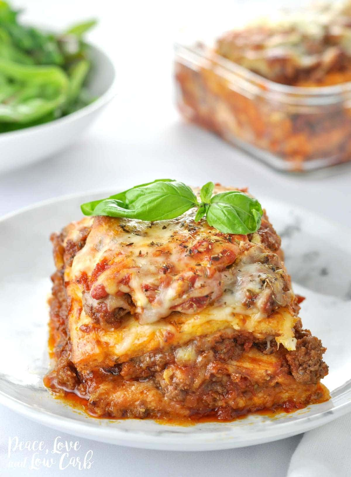 Image result for CHEESY LOW CARB LASAGNA