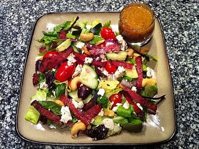 Not Your Average – Greek Salad