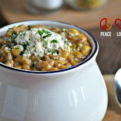 Lentil and Italian Sausage Soup – Low Carb, Gluten Free