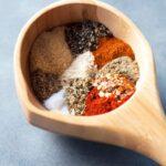 Keto Blackened Seasoning | Peace Love and Low Carb