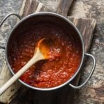 Low Carb Pizza Sauce | Peace Love and Low Carb