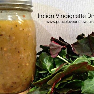 Italian Vinaigrette Dressing