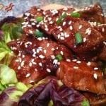 Low Carb - Teriyaki Beef Tips