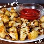 Cauliflower Poppers