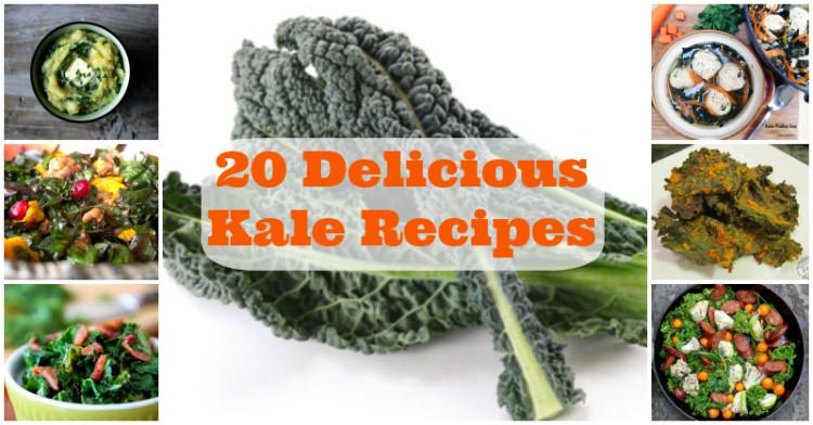 20 Delicious Low Carb Kale Recipes