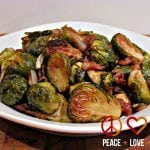Balsamic Brussels Sprouts with Bacon