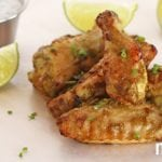 Jalapeno Lime Chicken Wings