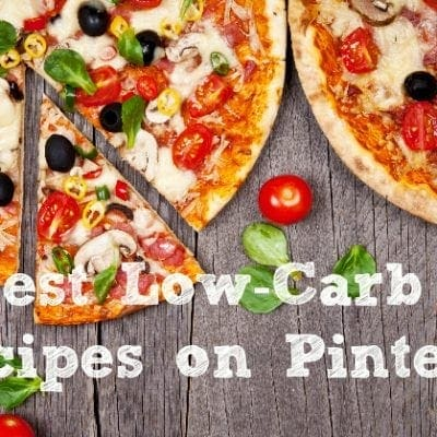 20 Best Low Carb Pizza Recipes