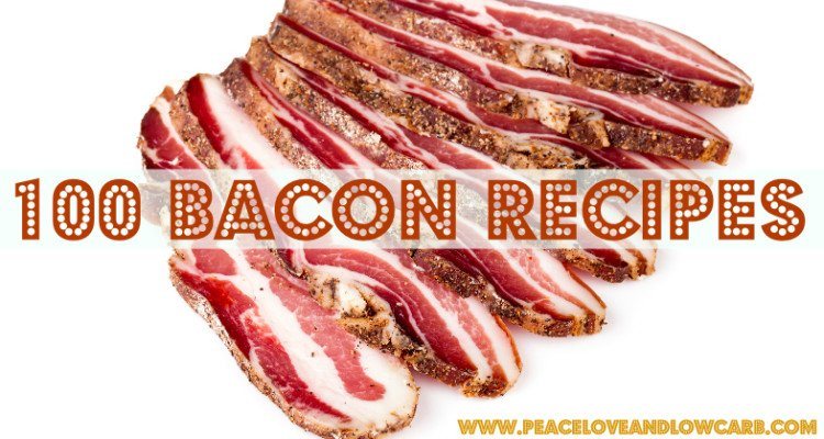100 Bacon Recipes