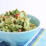 Southwestern Chicken Salad with Bacon