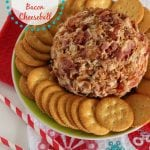 Sun-dried Tomato and Bacon Cheeseball