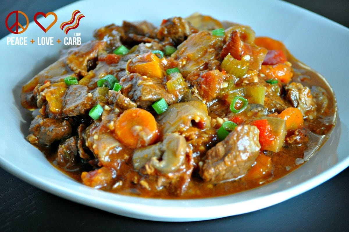 Low Fat Beef Stew Recipes