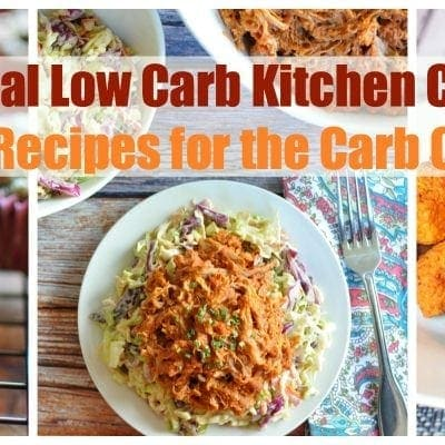The Primal Low Carb Kitchen Cookbook is HERE!!