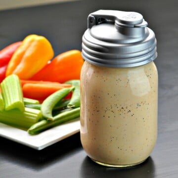 Buffalo Ranch Dressing - Low Carb, Gluten Free