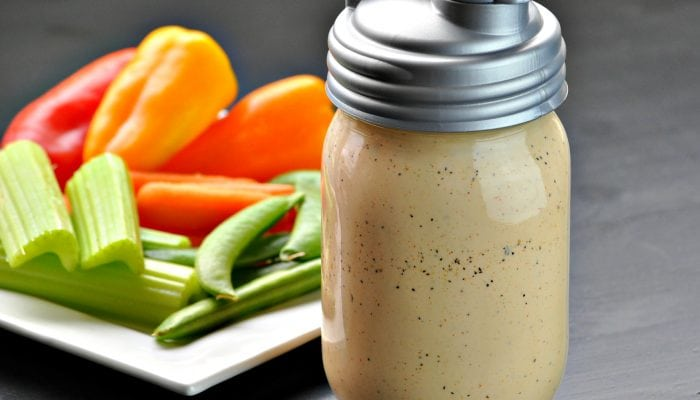 Buffalo Ranch Dressing – Low Carb, Gluten Free