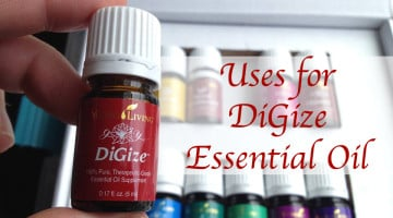 Uses for DiGize Essentials Oils - Young Living