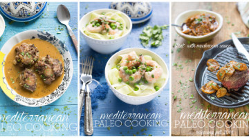 Mediterranean Paleo Cooking - Cookbook