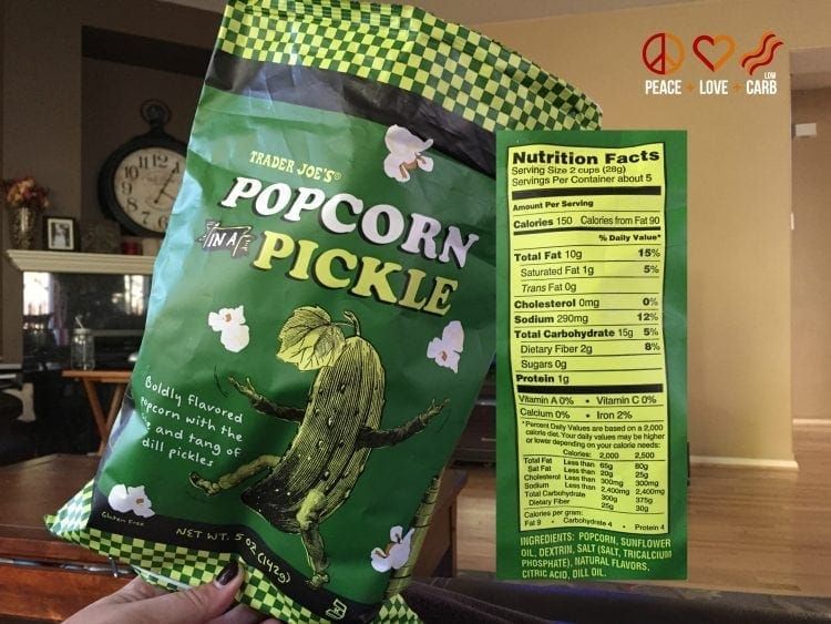 Day 5 - Overindulgence Snack - My 100 Pound Journey Peace Love and Low Carb