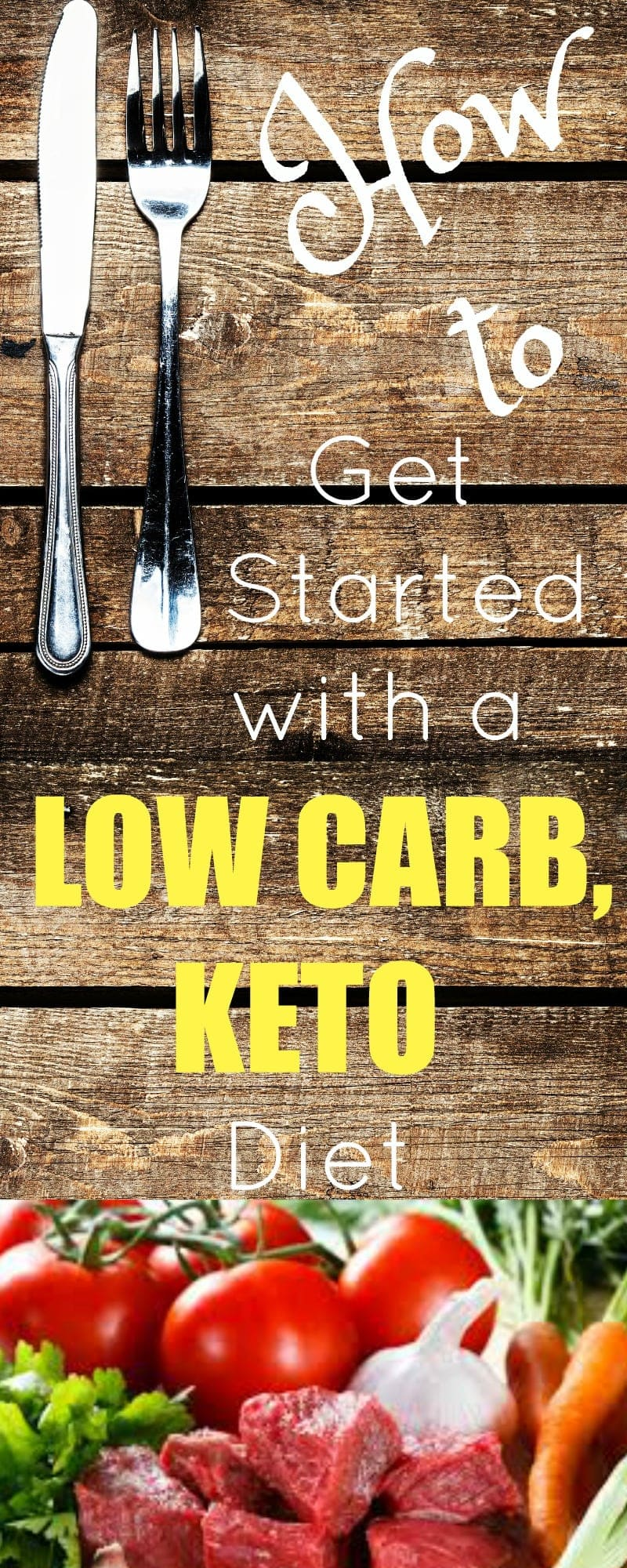 How to Get Started with a Low Carb Keto Diet | Peace Love and Low Carb