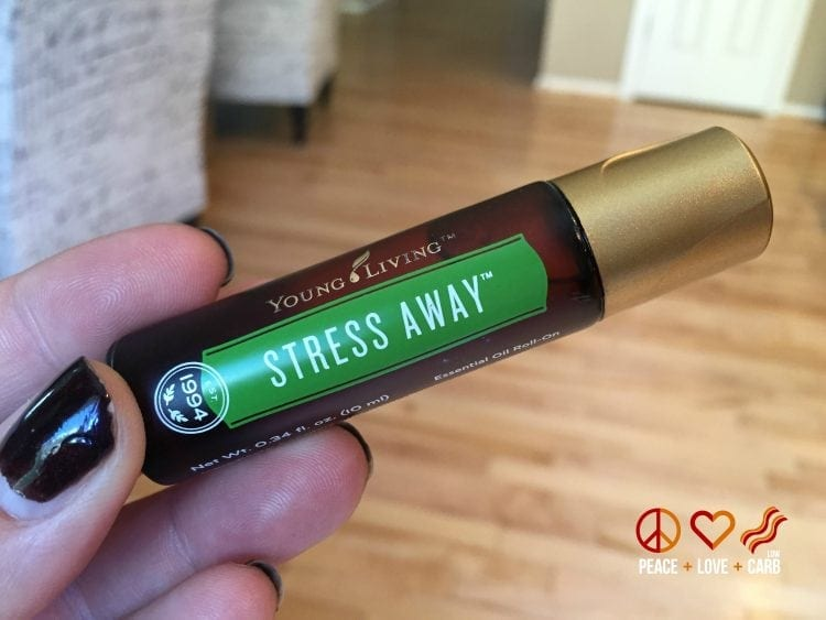 Stress Away | Peace Love and Essential Oils