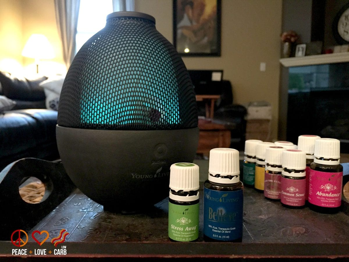Diffusing Believe and Stress Away - My 100 Pound Journey | Peace Love and Low Carb