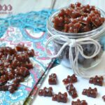 NingXia Red Gummy Bears Recipe - Gluten Free, Low Carb