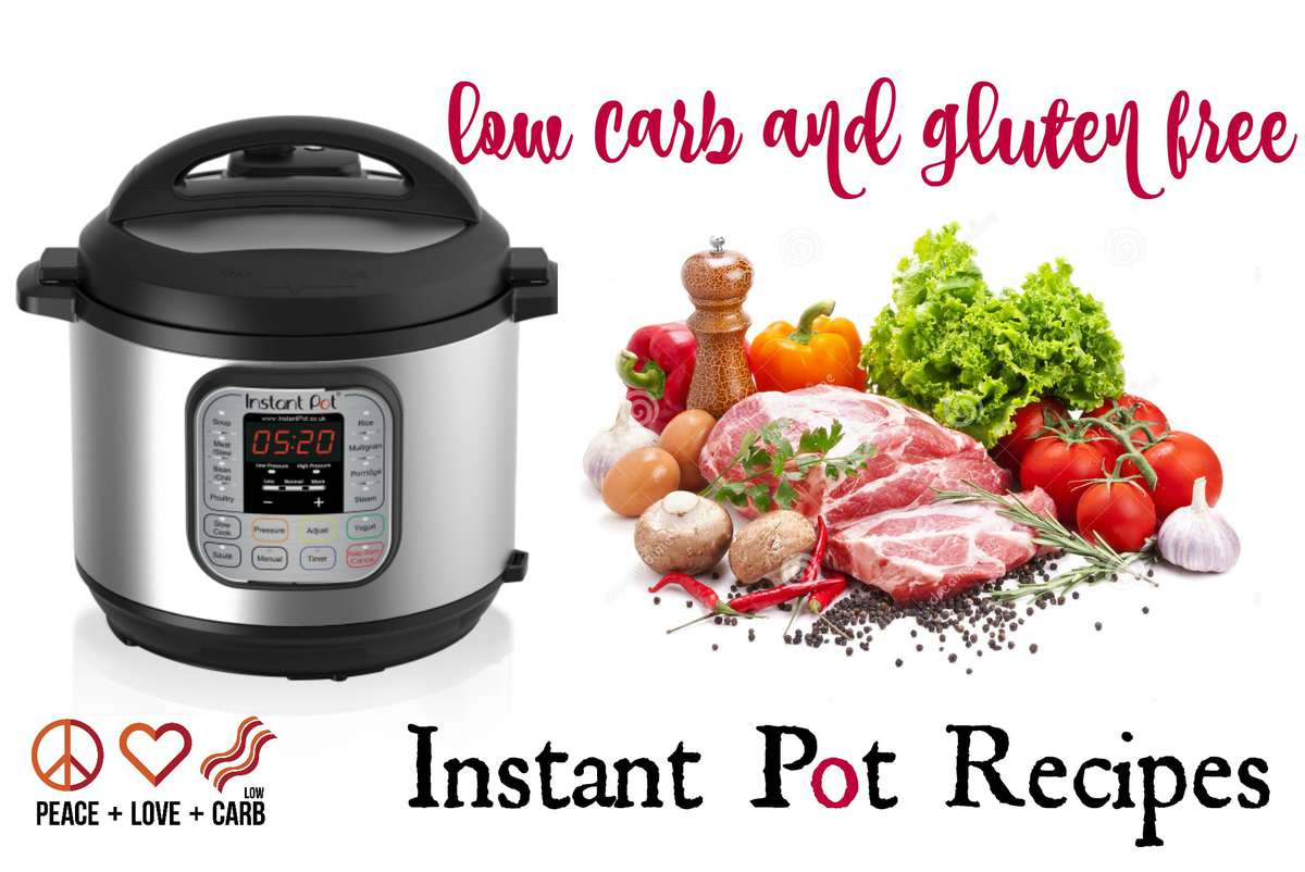 20 low carb instant pot recipes peace love and low carb. Black Bedroom Furniture Sets. Home Design Ideas