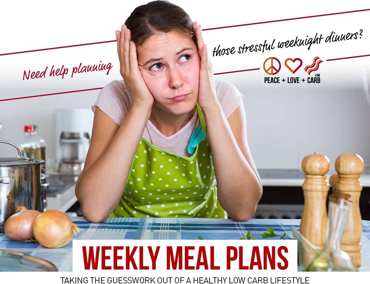 Weekly Mean Plans