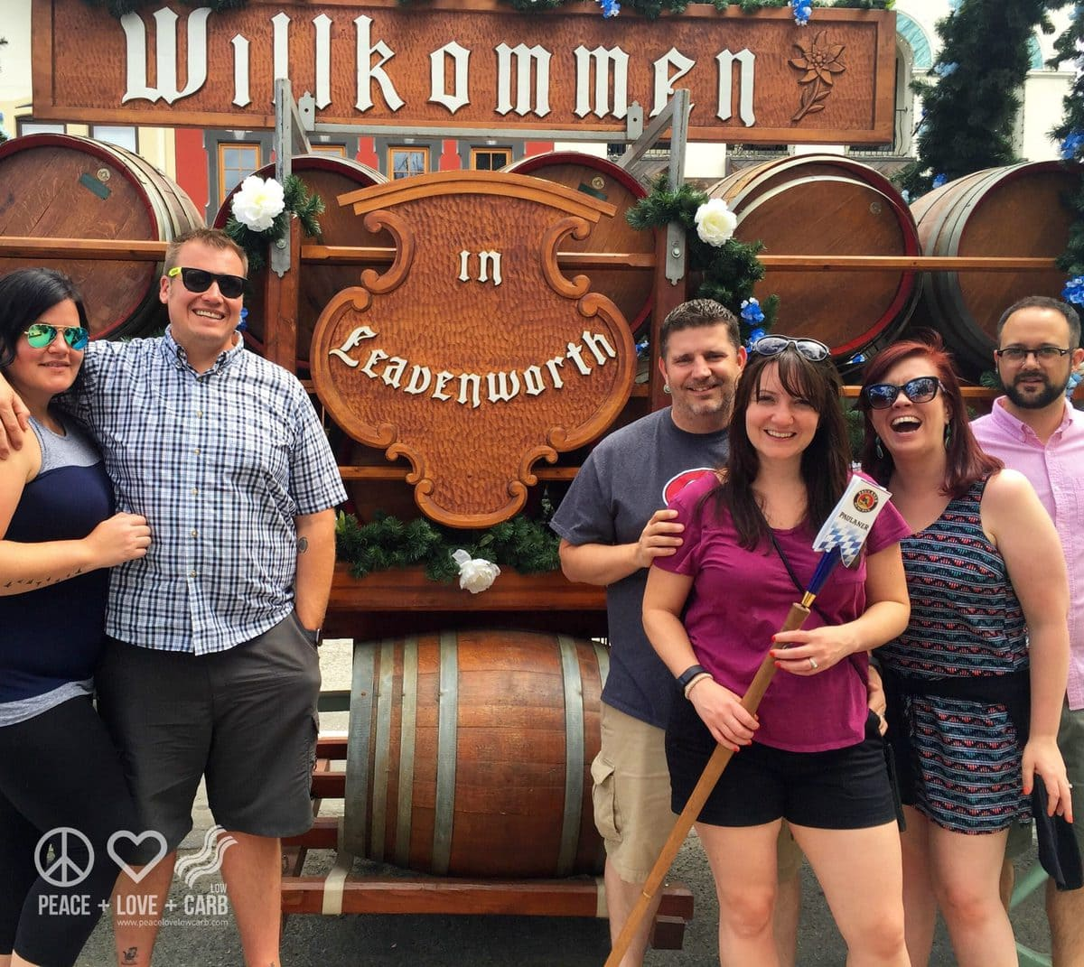 4th Annual Friends Trip | Peace Love and Low Carb
