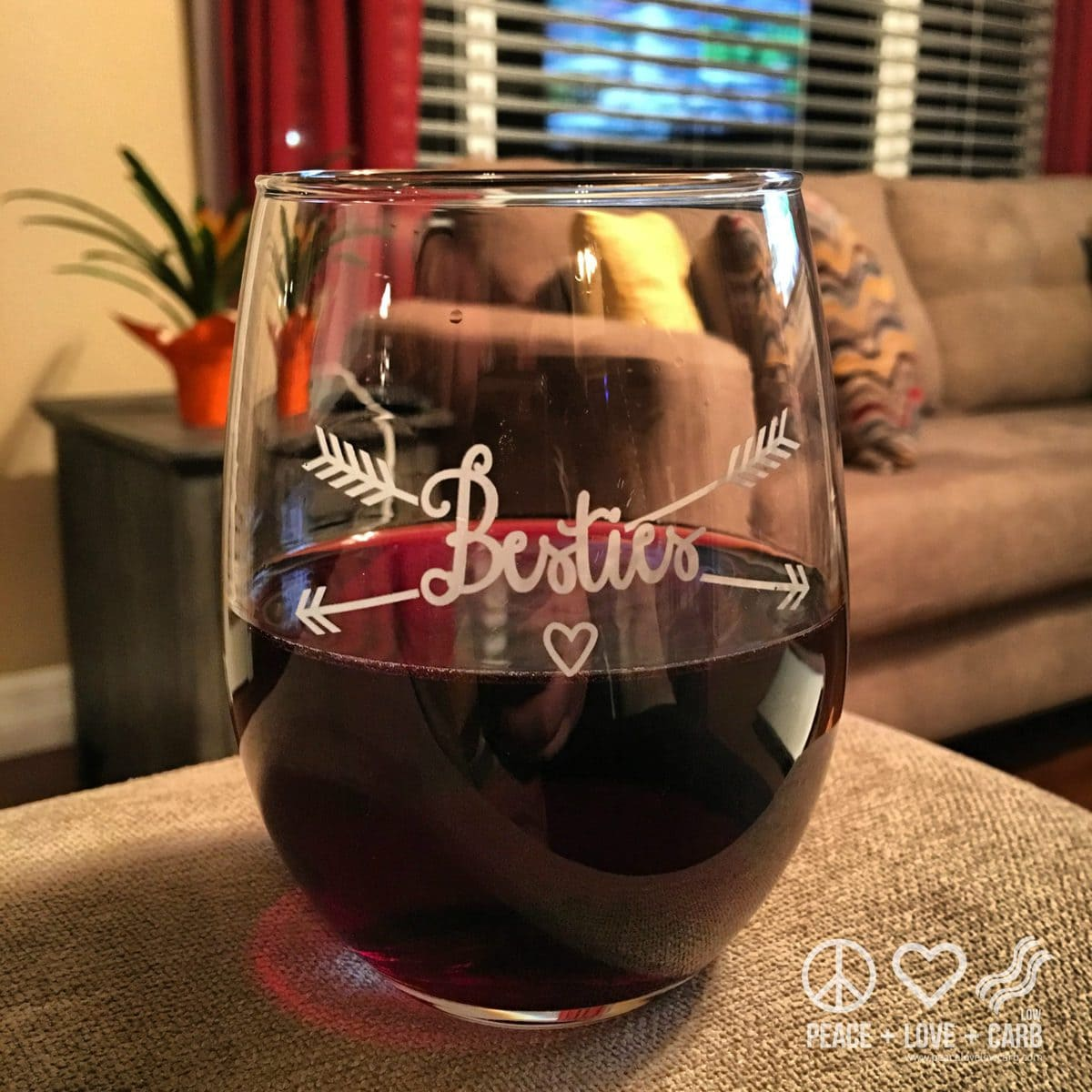 Friday Night Cabernet | Peace Love and Low Carb