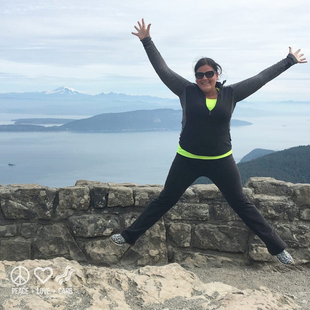 Orcas Island 2016 | Peace Love and Low Carb