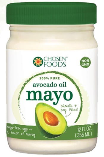 Chosen Foods Avocado Mayo | Peace Love and Low Carb