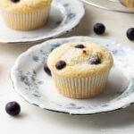 Blueberry Muffins - Low Carb, Gluten Free | Low Carb Maven