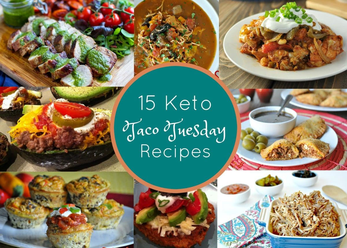 15 Low Carb Keto Taco Tuesday Recipes Peace Love And Low Carb