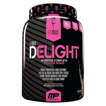 Fitness Delight Vanilla Chai Protein Powder