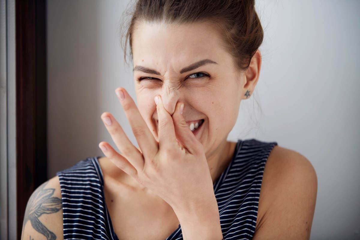 Bad Breath is a Sign of Ketosis