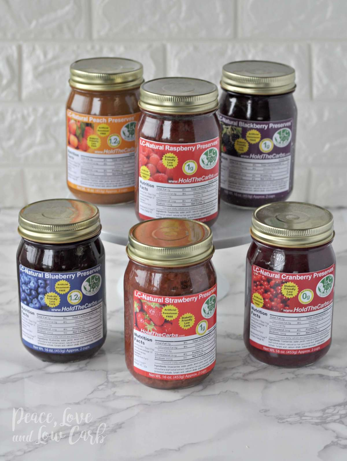 Low Carb Keto Natural Preserves Jam   Peace Love and Low Carb