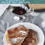 Looking to switch up your low carb breakfast?Low Carb Pancakes, French Toast, Bread, Peanut Butter, Chocolate Sauce and Jam, OH MY!