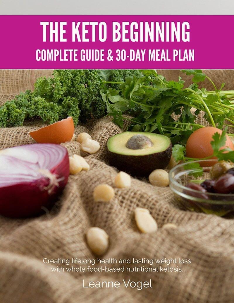 The Keto Beginning Meal Plan