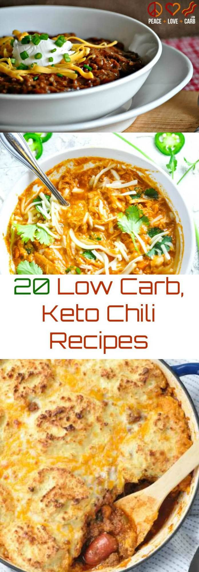 What Foods Are Low Car On Chili S Menu