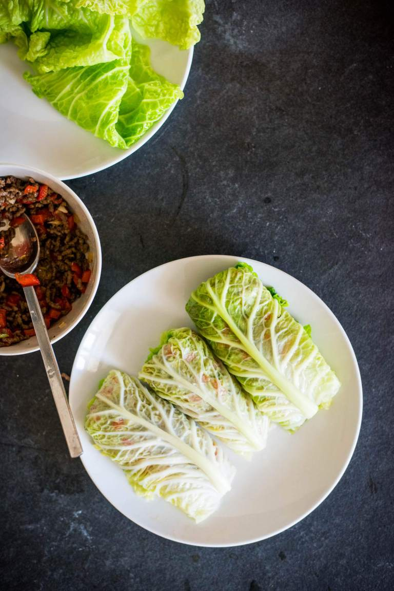 25 Low Carb Lettuce Wrap Recipes Peace Love And Low Carb