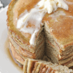 Quick and easy low carb pancakes, made with protein powder.Blend these Low Carb Keto Banana Nut Protein Pancakes to get them nice and fluffy.