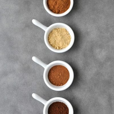 Low Carb Pumpkin Pie Spice