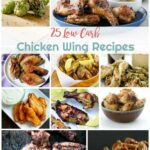 25 Low Carb Chicken Wing Recipes | Peace Love and Low Carb
