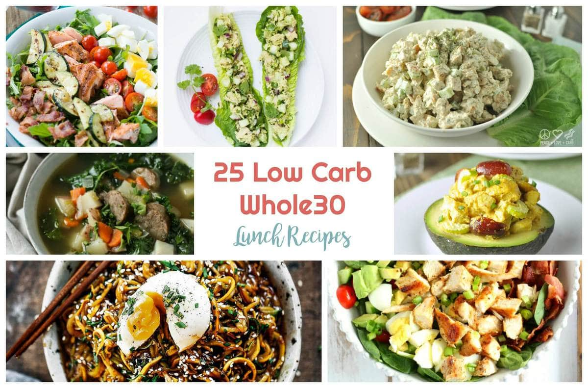 25 low carb whole30 lunch recipes peace love and low carb forumfinder Image collections