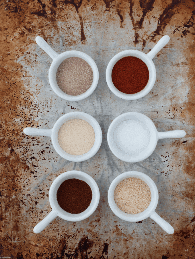 Low Carb Barbecue Dry Rub