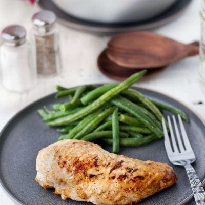 Keto Honey Mustard Chicken