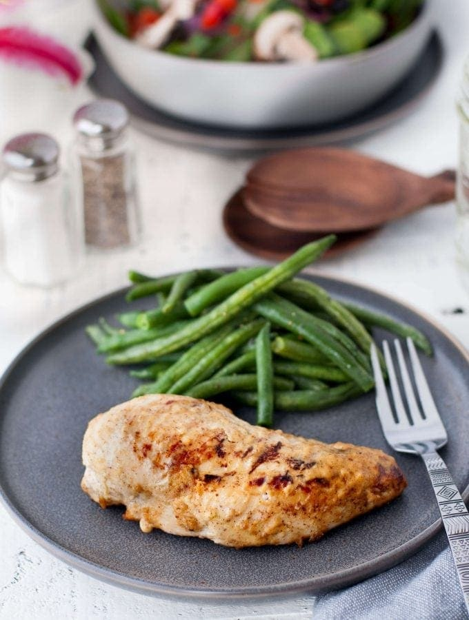 Keto Honey Mustard Chicken | Peace Love and Low Carb