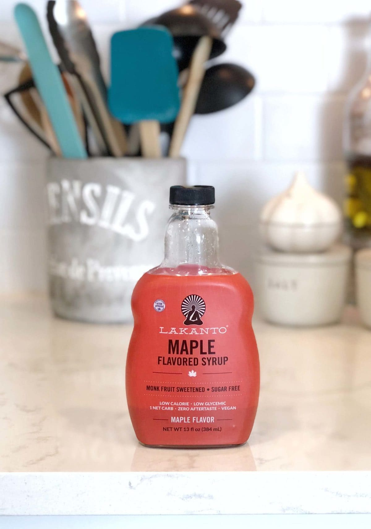 Eat This, Not That - Sugar Free Keto Maple Syrup Alternatives