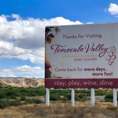 Things to do in Temecula Valley | Peace Love and Low Carb
